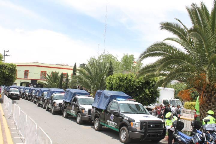 Sin patrullajes en Zumpango por falta de gasolina