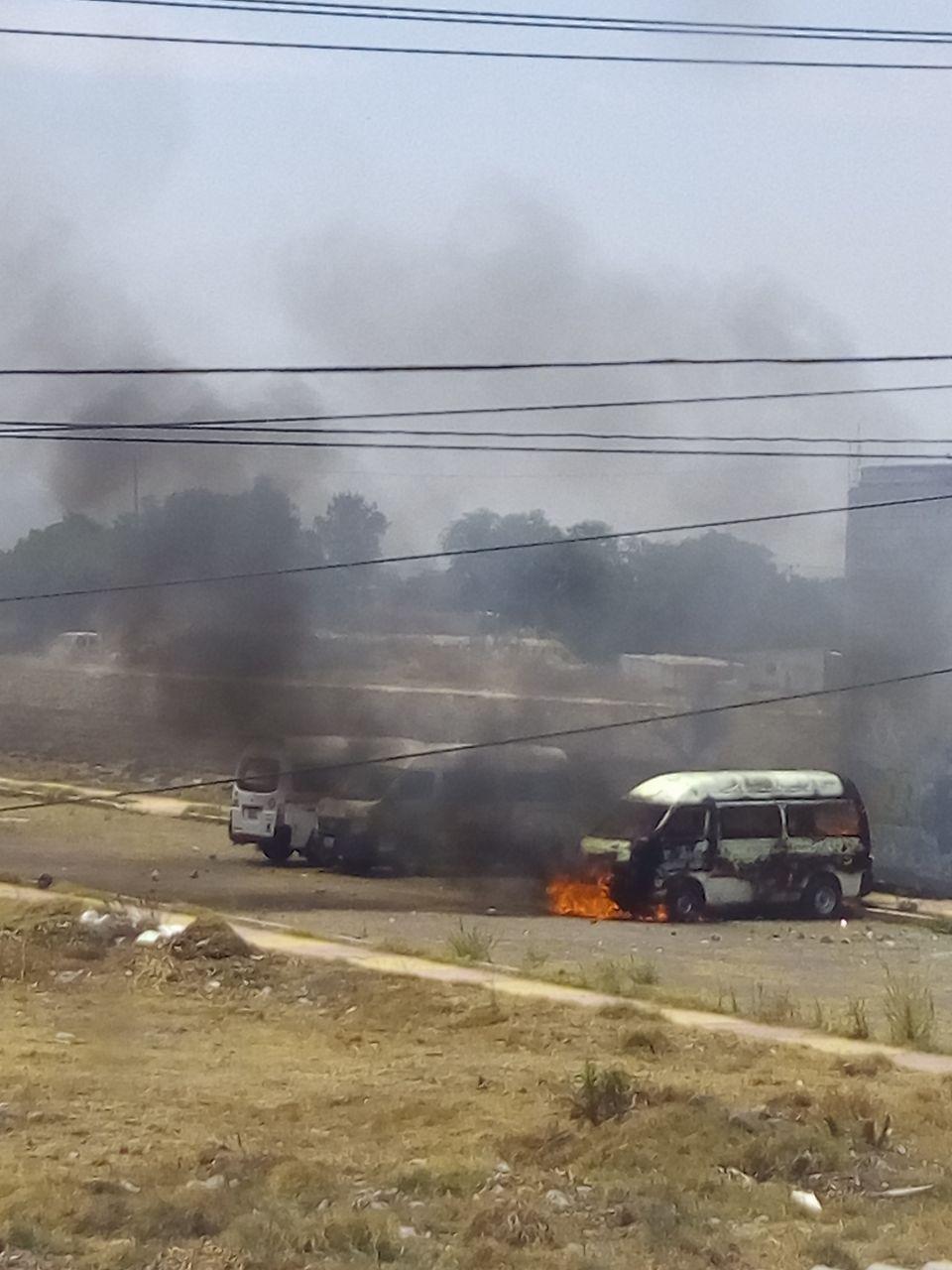 Incumple transportista con indemnización; Semovi retira unidades en Zumpango