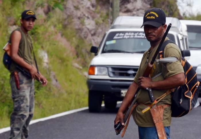 Reconoce Zumpango presencia de autodefensas