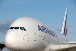 Aterriza en el AICM el Airbus A380, el avión más grande del mundo