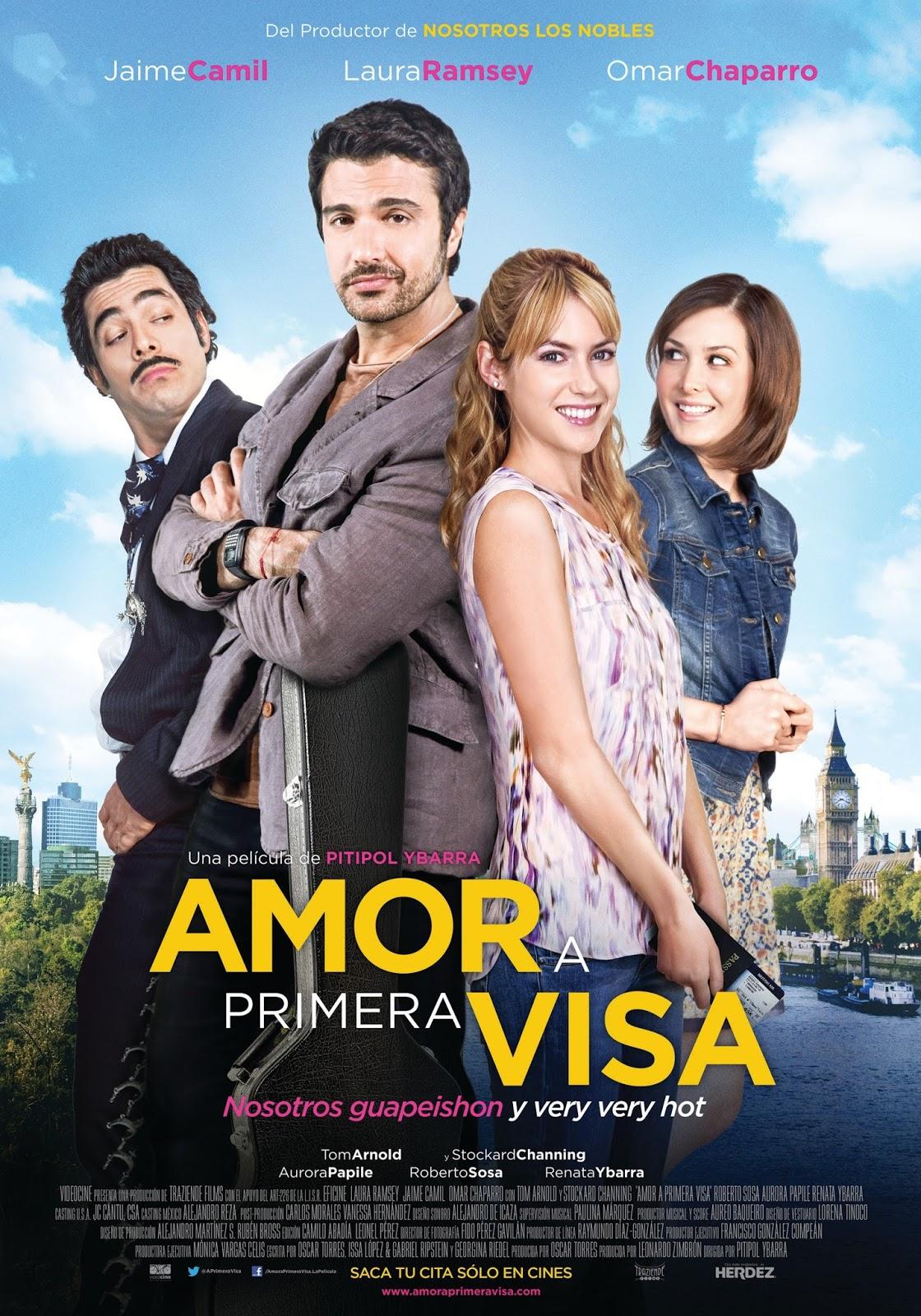 Amor_A_Primera_Visa_Poster_Oficial_JPosters
