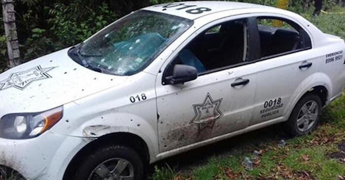Comando asesina al Alcalde de Jilotzingo, Edomex