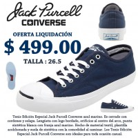 Liquidacion Tenis Converse, Sperry , 50%