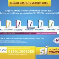 PROGRAMA DE FACTURACION ELECTRONICA CONTPAQi