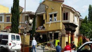 Se registra explosión por acumulación de gas en Tecámac