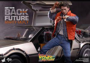 El día en que Marty McFly llegó del pasado está aquí