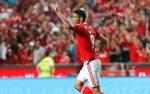 Doblete de Jiménez rescata al Benfica de la derrota